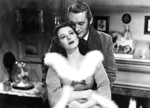 The Strange Woman (1946): George Sanders mit Hedy Lamarr